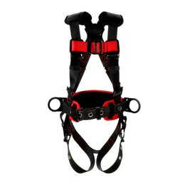 3M™ PROTECTA® Medium - Large Construction Style Positioning Harness (Replaces 1191209)