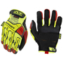 Mechanix Wear® Size 9 Hi-Viz M-Pact® D4-360 Armortex®, TrekDry® And D3O® Cut Resistant Gloves