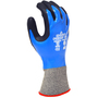 SHOWA® Size 8 S-TEX® 377 13 Gauge Hagane Coil® And Polyester And Stainless Steel Cut Resistant Gloves