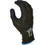 SHOWA® Size 7 S-TEX® 581 13 Gauge DuPont™ Kevlar® And Hagane Coil® Cut Resistant Gloves With Microporous Nitrile Coated Palm