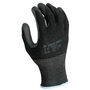 SHOWA® Size 8 S-TEX® 541 13 Gauge Stainless Steel And Hagane Coil® And Polyester Cut Resistant Gloves With Polyurethane Coating