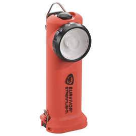 Streamlight® Orange Survivor® Intrinsically Safe Right-Angle Rechargeable Flashlight