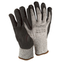 Wells Lamont Large FlexTech™ 13 Gauge Fiber And Stainless Steel Cut Resistant Gloves With Nitrile Coated Palm And Fingertips