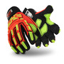 HexArmor® Medium GGT5® Mud Grip® SuperFabric®, TPR, TPX And Synthetic Leather Cut Resistant Gloves