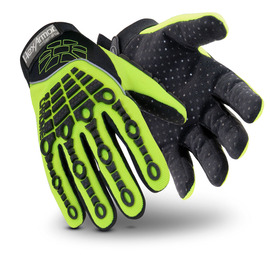 HexArmor® X-Large Chrome Series® SuperFabric®, Synthetic Leather And TPR Cut Resistant Gloves