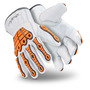 HexArmor® Medium Chrome SLT® Goatskin And TPR Cut Resistant Gloves