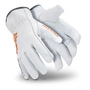 HexArmor® Medium Chrome SLT® Goatskin Cut Resistant Gloves