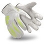 HexArmor® Medium Chrome Series® SuperFabric® And Goatskin Cut Resistant Gloves