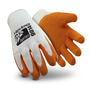 HexArmor® Small SharpsMaster II® 10 Gauge SuperFabric® And Cotton Cut Resistant Gloves With Wrinkle Rubber Coated Palm And Fingertips