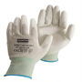Honeywell Medium NorthFlex Light Task ESD™ 15 Gauge Gray Polyurethane Palm And Fingertips Coated Work Gloves With Gray Thunderon® ESD Fiber Liner And Knit Wrist