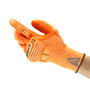 Ansell Size 9 ActivArmr® 15 Gauge DuPont™ Kevlar®, Spandex And Nylon Cut Resistant Gloves With Nitrile Three-Quarter Dip Coating And PVC Bumpers