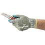 Ansell Size 8 HyFlex® 13 Gauge INTERCEPT™ Technology And DuPont™ Kevlar® Cut Resistant Gloves With Foam Nitrile Coated Palm