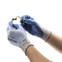 Ansell Size 9 HyFlex® 18 Gauge Nylon, Spandex And DSM Dyneema® Diamond Cut Resistant Gloves With Polyurethane Coated Palm