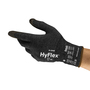 Ansell Size 9 HyFlex® 13 Gauge INTERCEPT™ Technology Cut Resistant Gloves With Foam Nitrile Coated Palm And ANSELL GRIP™ TECHNOLOGY