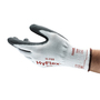 Ansell Size 7 HyFlex® 10 Gauge INTERCEPT™ Technology Cut Resistant Gloves With Polyurethane Coated Palm