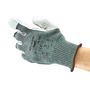 Ansell Size 8 ActivArmr® 10 Gauge Acrylic, Nylon And DuPont™ Kevlar® Cut Resistant Gloves With Leather Palm