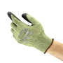 Ansell Size 8 ActivArmr® 13 Gauge Glass Fiber, Modacrylic And DuPont™ Kevlar® Cut Resistant Gloves With Neoprene Foam Coated Palm