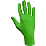 SHOWA® 2X Green 4 mil Nitrile/EBT Disposable Gloves