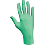 SHOWA® Large Green 5 mil Latex Disposable Gloves <strong>(Refer to the Airgas response to Coronavirus/COVID-19 notice for important product information.)</strong>