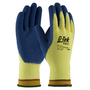 PIP® Medium G-Tek® KEV™ 7 Gauge DuPont™ Kevlar® Cut Resistant Gloves With Latex Coating