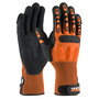 PIP® Medium Maximum Safety® High Performance Polyethylene Cut Resistant Gloves With Nitrile Coating