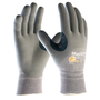 PIP® Medium MaxiCut® Dry Dyneema® Glass LYCRA® And Nylon Cut Resistant Gloves With Micro-Foam Nitrile Coating