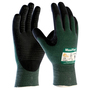 Protective Industrial Products Medium MaxiFlex® Cut™ Engineered Yarn Cut Resistant Gloves With Micro-Foam Nitrile Coating