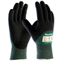 PIP® Medium MaxiFlex® Cut® Engineered Yarn Cut Resistant Gloves With Micro-Foam Nitrile Coating