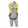 3M™ DBI-SALA® X-Large Delta™ No-Tangle™ Full Body/Vest Style Harness With Back And Shoulder D-Ring And Tongue Leg Strap Buckle