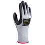 SHOWA® Size 7 10 Gauge Spandex And High Performance Polyethylene Cut Resistant Gloves With Foam Nitrile Coated Palm