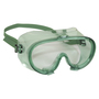 Kimberly-Clark Professional* KleenGuard™ Monogoggle* 202 Unvented Impact Goggles With Green 2-Piece Frame And Clear Anti-Fog Lens (Lead time for this product may be longer than normal.)