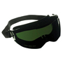 Kimberly-Clark Professional* KleenGuard™ Monogoggle* XTR* Welding Over The Glasses Goggles With Black And IRUV Shade 5 Hard Coat Lens (Lead time for this product may be longer than normal.)