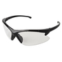 Kimberly-Clark Professional* KleenGuard™ 30-06* +2.0 Diopter Dual Readers Black Safety Glasses With Clear Hard Coat Lens (Lead time for this product may be longer than normal.)