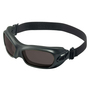 Kimberly-Clark Professional* KleenGuard™ Wildcat* Splash Goggles With Black Flexible Wraparound Frame And Smoke Anti-Fog Lens (Lead time for this product may be longer than normal.)