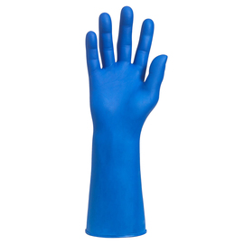 Kimberly-Clark Professional* Medium Blue KleenGuard™ G29 9 mil Neoprene Blend Powder-Free Disposable Chemical Gloves (50 Gloves Per Box) (Availability restrictions apply.)