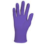 Kimberly-Clark Professional* Large Purple Nitrile* 5 mil Nitrile Sterile Powder-Free Disposable Exam Gloves (50 Pairs Per Box)