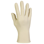 Kimberly-Clark Professional* Large Natural Kimtech Pure* G5 8 mil Latex Powder-Free Disposable Gloves (100 Gloves Per Box) (Refer to the Airgas response to Coronavirus/COVID-19 notice for important product information.)