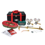Harris® Model VH10-801-510 Ironworker® V-Series™ Deluxe Medium Duty All Fuels/Acetylene/Oxygen Brazing/Cutting/Heating/Welding Outfit CGA-510 With Torch Equipped FlashGuard® Check Valves
