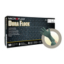 Ansell Large Green Microflex® Dura-Flock™ 9 mil Natural Rubber Latex Disposable Gloves