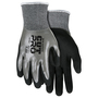 MCR Safety® Large Cut Pro™ 13 Gauge HyperMax™ Cut Resistant Gloves With NitrileThree-Quarter Coated