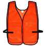 MCR Safety® Hi-Viz Orange MCR Safety® Polyester Mesh Break-Away Vest