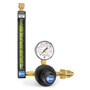 Miller® Model 22-30 Heavy Duty Series 20 Argon, CO2 And Helium Flowmeter Regulator, CGA 580