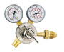 Miller® Medium Duty Argon And Carbon Dioxide Mix Flowgauge Regulator, CGA 580