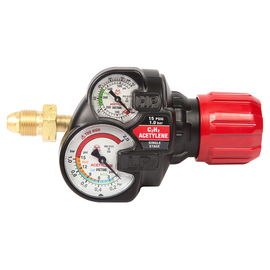 Victor® Acetylene Single Stage Regulator CGA 510