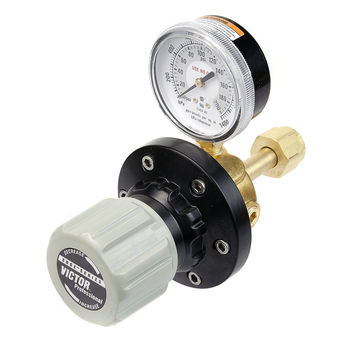Victor 0781-3642 ESS32-50CFH-320 EDGE 2.0 Flow Gauge Regulator