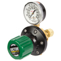 Victor® Model EST4-125-024R EDGE™ Heavy Duty Oxygen Two Stage Pipeline/Station Regulator, CGA-024