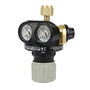 Victor® Model ETS4-125-320 EDGE™ High Capacity Carbon Dioxide Two Stage Regulator, CGA-032