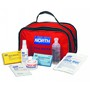 Honeywell North® Red Nylon 25 Person Soft-Sided First Aid Kit