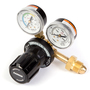 RADNOR® Model GF250-580 Classic Victor® Medium Duty Argon And Argon/CO2 Mix Shielding Gas Flowgauge Kit, CGA-580