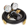 Radnor® Model AF250-580 Classic Victor® Medium Duty Argon And Argon/CO2 Mix Shielding Gas Flowgauge Kit, CGA-580  With 10' Hose